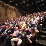 Business event Post Service lancering door Youngwise